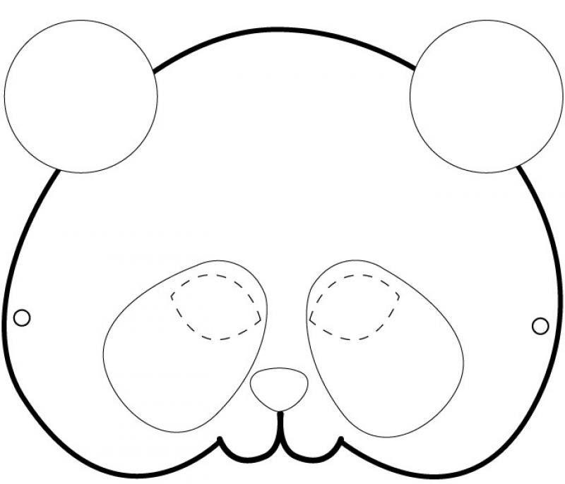 маски для сна картинки раскраски сочными