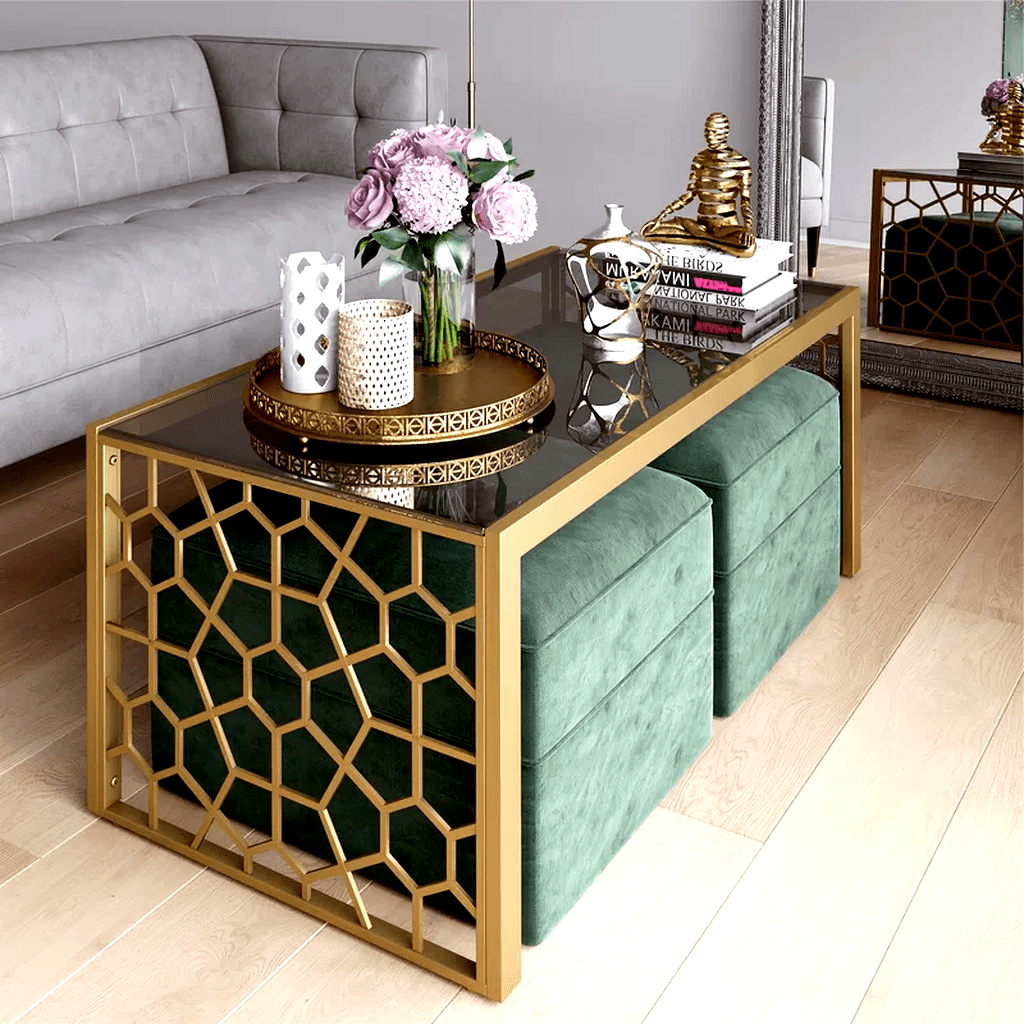 32 Lovely Coffee Table Decor Ideas In 2020 Coffee Table D
