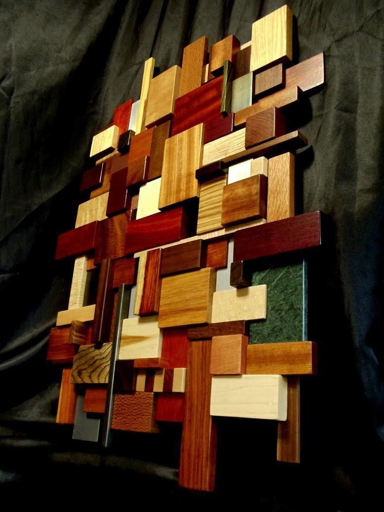 Pin On 3d Wood Wall Art
