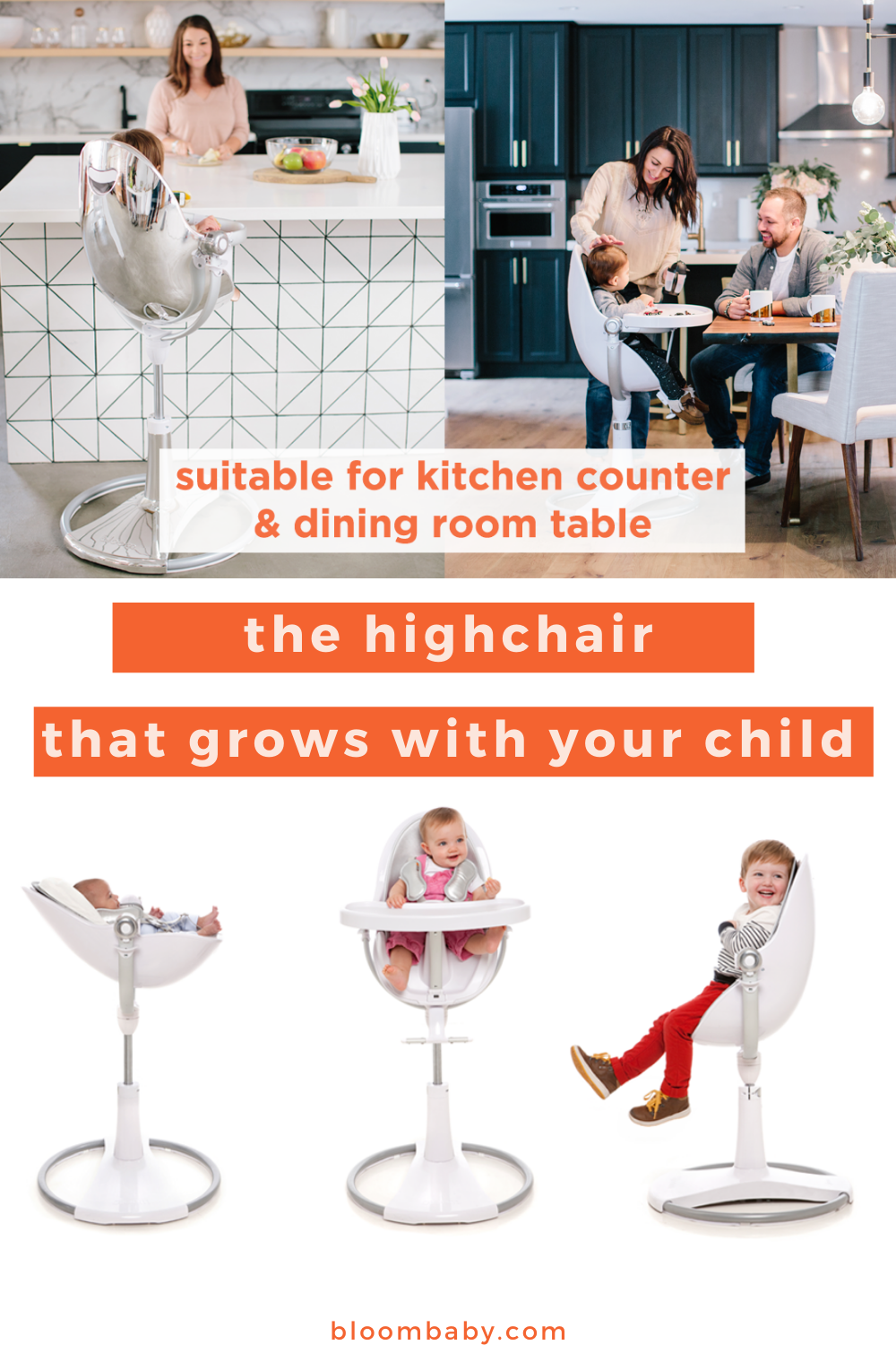 Highchair For Kitchen Counter Dining Room Table In 2020 High Chair Kitchen Counter Dining