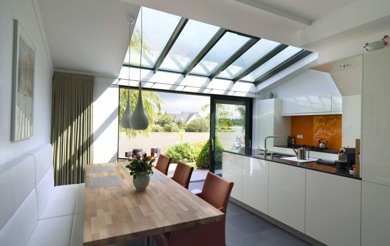 Voorbeelden Uitbouw Woning : Uitbouw woning voorbeelden google zoeken glass ecxtentions