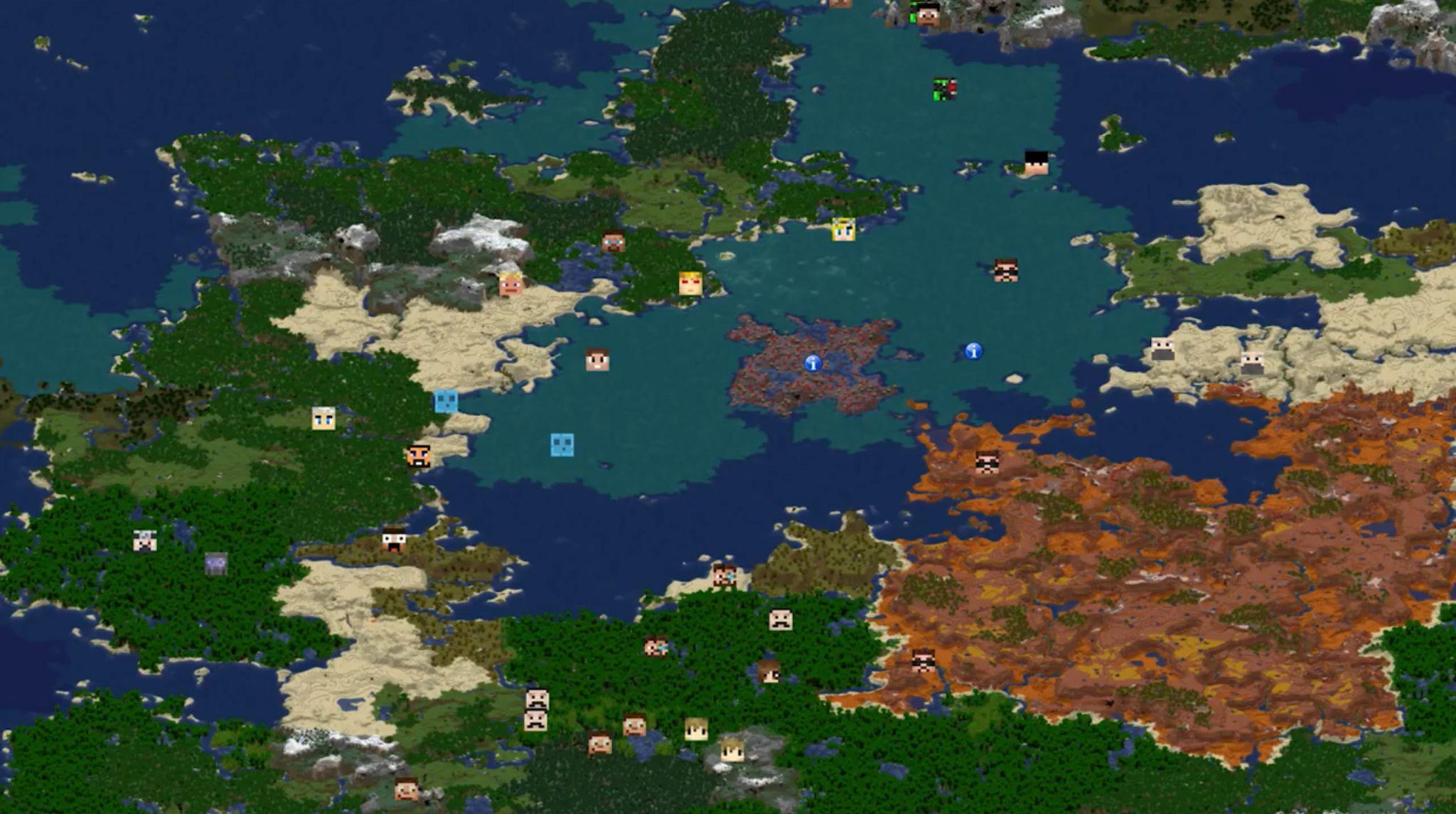 Hermitcraft Season 7 Map Minecraft Houses Minecraft Fan Art