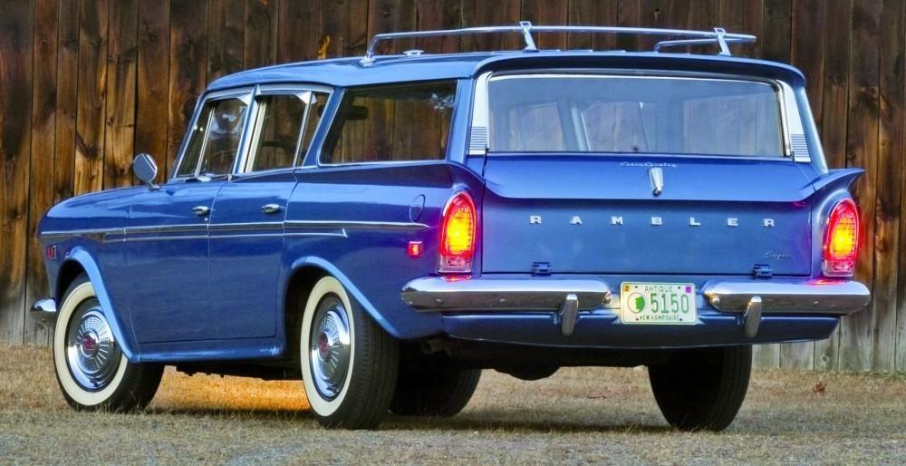 45+ 1960 rambler station wagon iphone