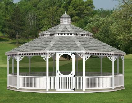 designed my dream gazebo and it came up to 45 000 yowza 26 vinyl rh pinterest com