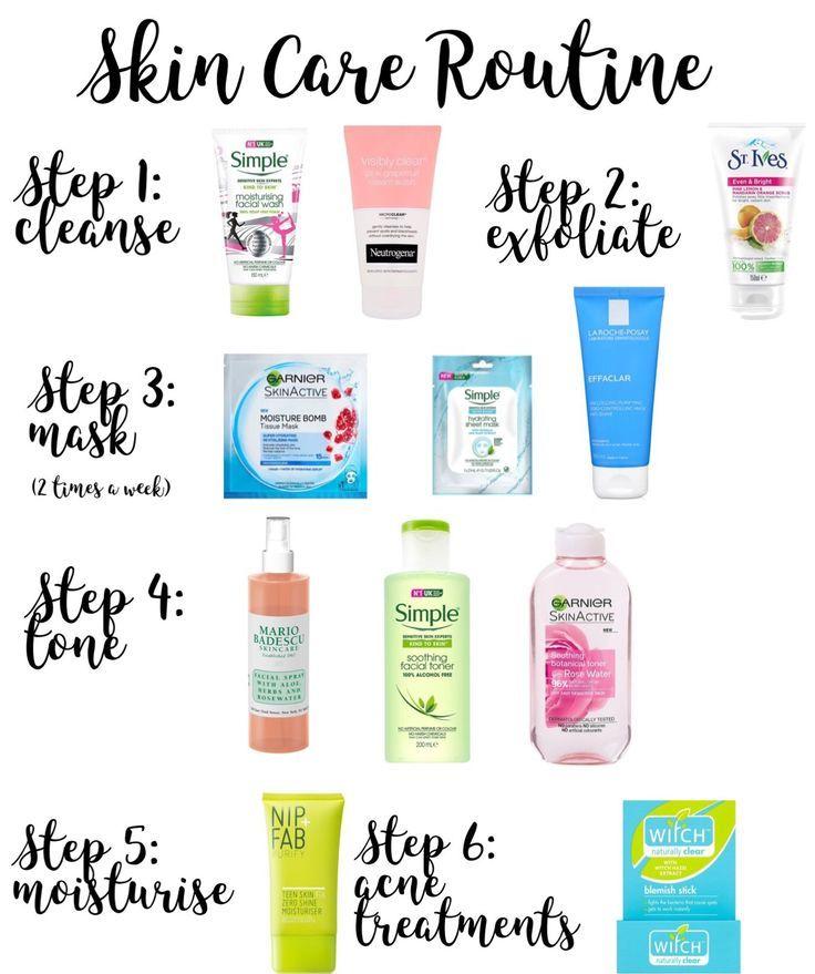 Best Skin Care Routine: Hautpflege-Routine #hautpflege #routine