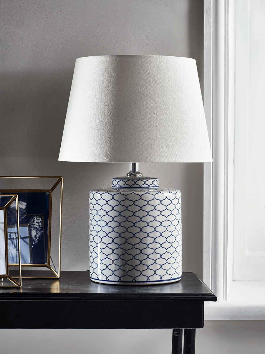 New Ribbed Crackle Glaze Table Lamp Table Lamps Lamps Lights