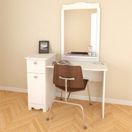 Dixie Bedroom Vanity Table vanity Pinterest Vanity tables - Bedroom Vanity Table