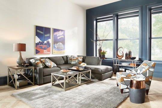 St Clair Collection Detroit Sofa Co Apartment Sofa