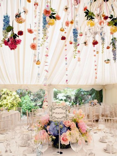 Si il y a bien une chose qui se doit d'être présente dans la décoration de votre réception de mariage, ce sont les fleurs. Du bouquet de la mariée
