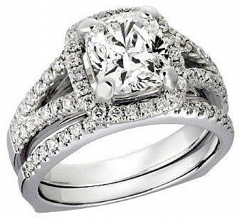 Ben Bridge Wedding Of The Century Grand Prize Diamond Ring