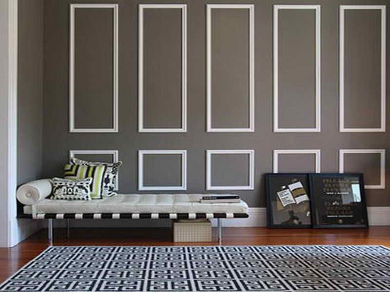 Merveilleux Awesome Wall Molding Designs