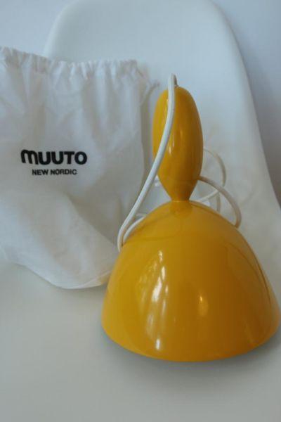 Muuto Mhy Pendelleuchte In Gelb Vitra Hay Ferm Living Pendelleuchte Lampen Ebay