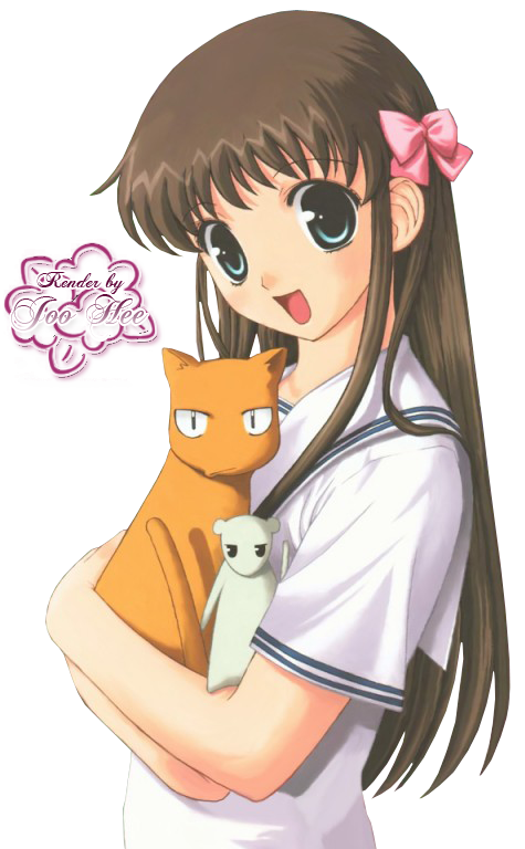 Tohru Honda Fruits Basket I Love Her Character She Goes Through All Hell In Life But Is Still Sweet Caring Kyo My Favorite Though