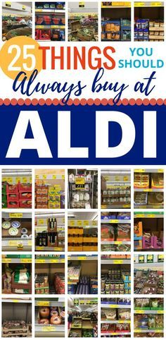 Aldi has some great deals- went there myself today! Here is a list of good deals to get you started.