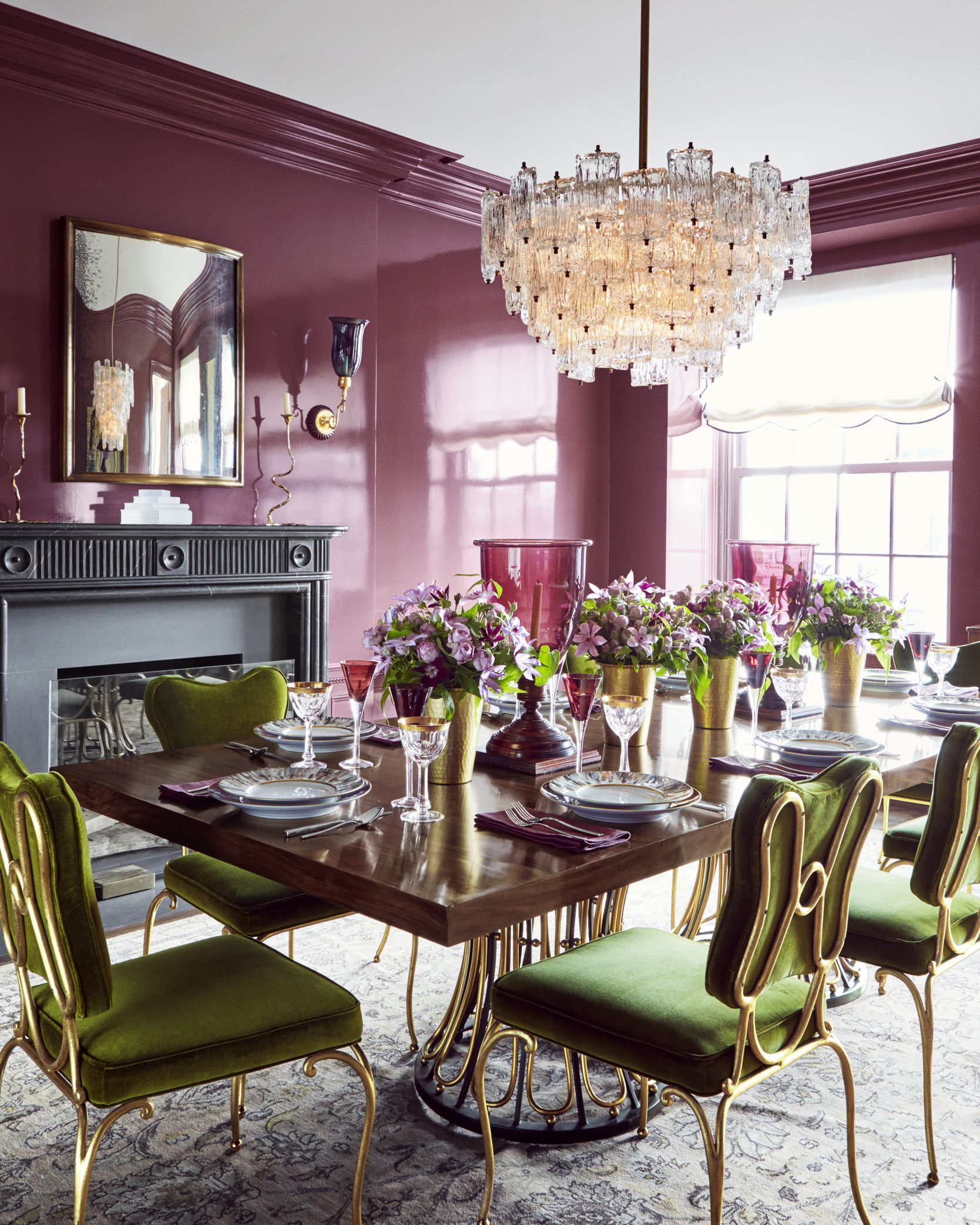 best dining room decorating ideas furniture designs and pictures also rooms that  ll make you want to throw  dinner party rh pinterest