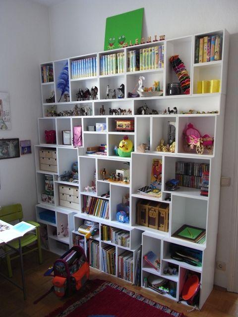 die besten 25 regal kinderzimmer ideen auf pinterest regal kinder spielzimmer ideen und. Black Bedroom Furniture Sets. Home Design Ideas