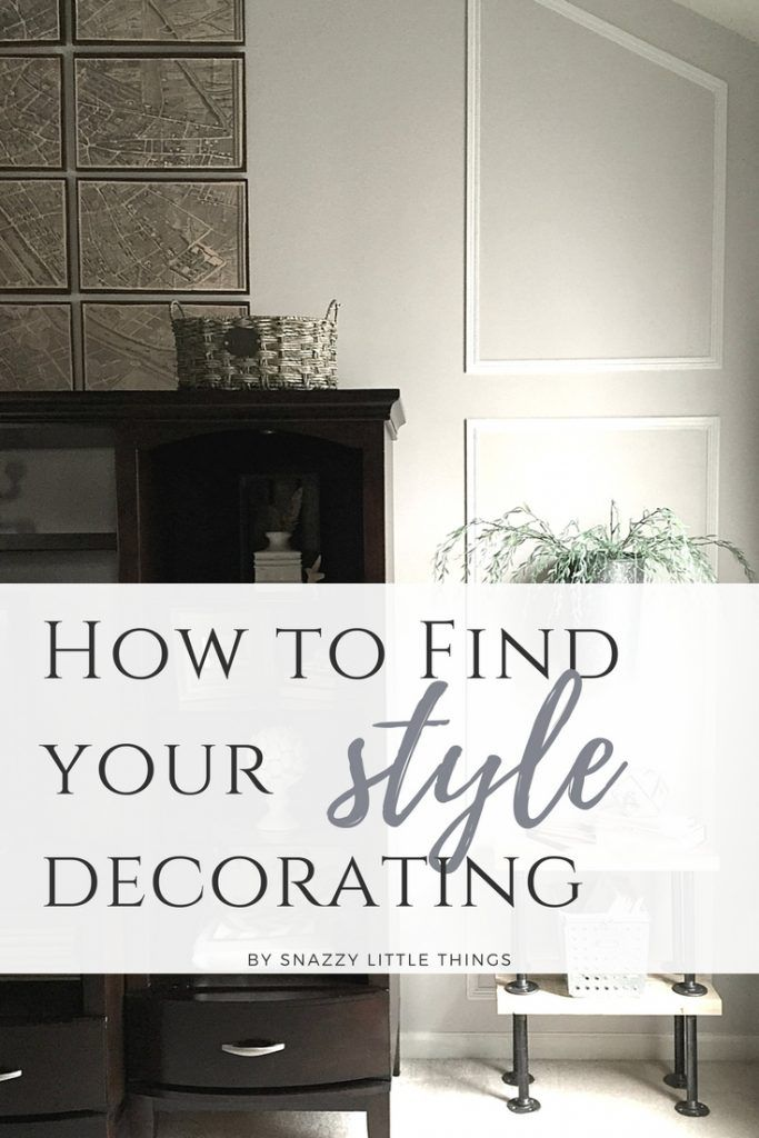 Bon 6 Tips: How To Find Your Decorating Style By SnazzyLittleThings.com