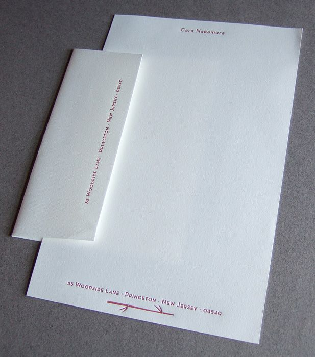 Personal Letterhead  Love    Letterhead And Fonts
