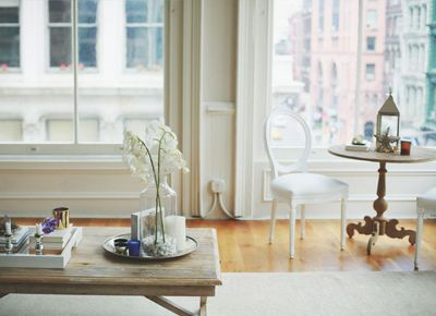Home Polish.  Using up and coming interior designers to keep fees low (nyc)