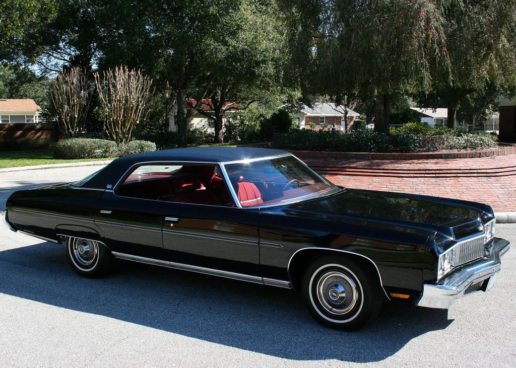1973 Chevrolet Caprice. This was the largest these cars would ever ...