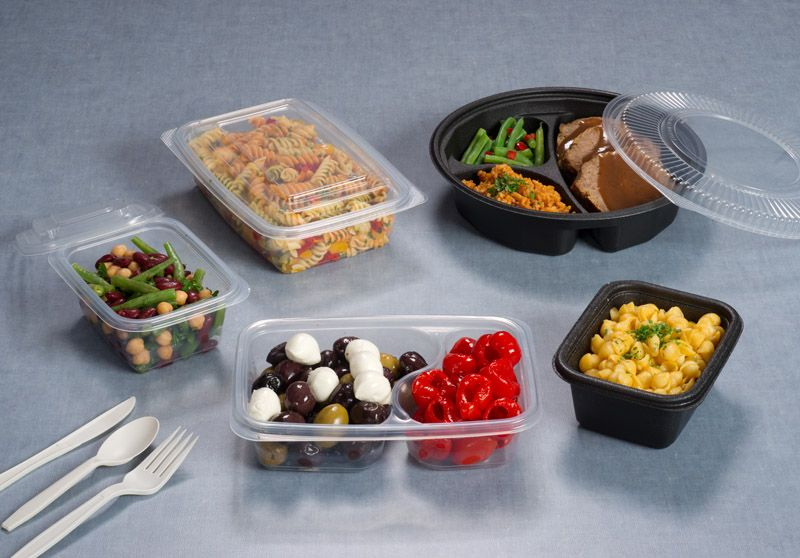 Genpak Provides Microwave Safe Food Packaging In Many Different