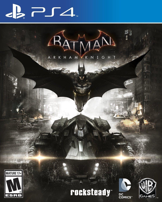 Calling PS4 gamers got 9.99? Get Batman Arkham