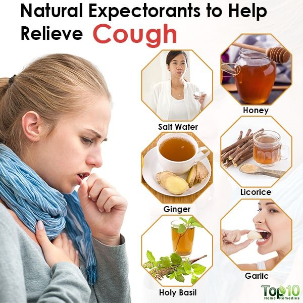 natural expectorants to help relieve cough   Natural ...