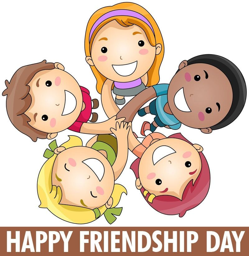 25+ Best Friends Day Clipart