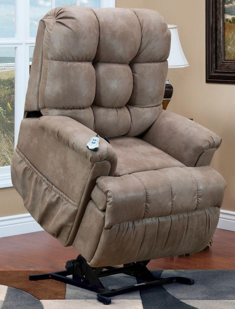Sleeper/Reclining Lift Chair Stampede Mocha Best