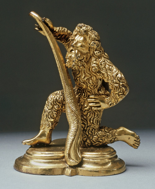 Flandern Mid 15th Century Wilder Mann Mit Keule Koln Museum Fur Angewandte Kunst Koln Inv Nr H 809 Cl Statuette Bronze Vergoldet Hohe 6 5 Cm In 2020
