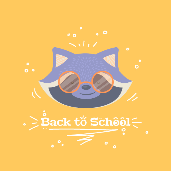 How to Draw a Back to School Character in Adobe