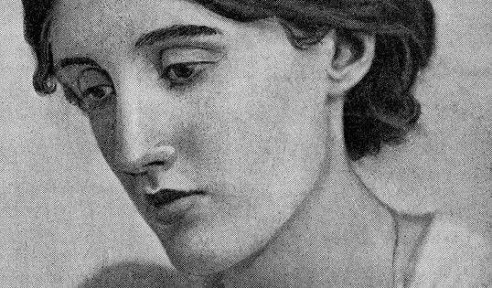 Virginia Woolf ~ Huffington Post