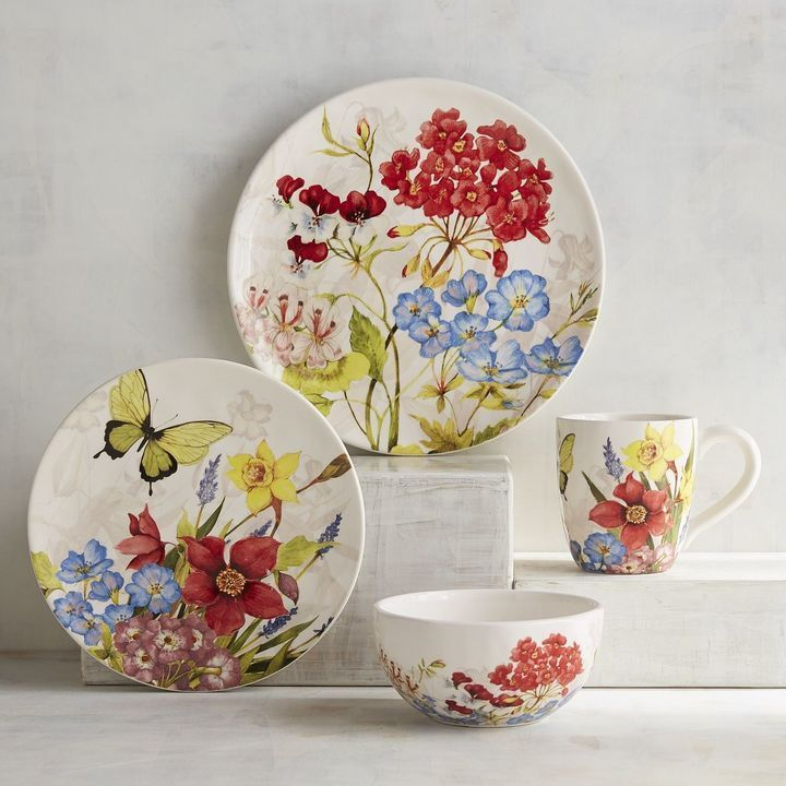 Floral Bouquet Dinnerware. Floral BouquetsDinnerware SetsPier ... & Pier 1 Imports Floral Bouquet Dinnerware   Dinnerware and Products