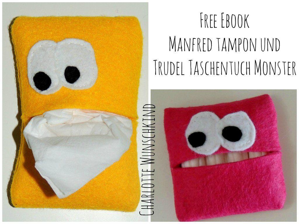 Free E-Book Manfred Tampon und Trudel Taschentuch Monster | Taschen ...