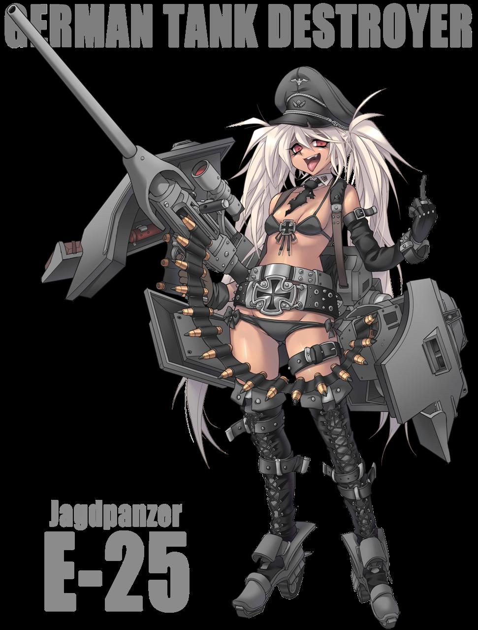 Pin By Felix Da Hellcat On Illustration Graphics Anime Military Anime Art Girl Anime Tank