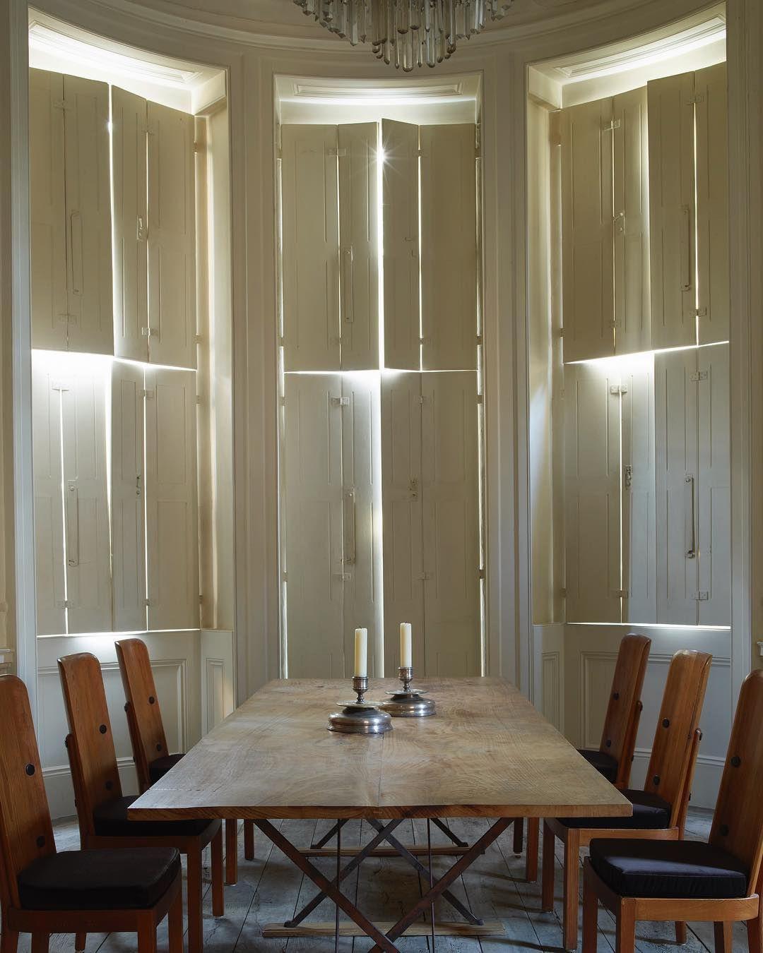 Rose Uniacke Rose Uniacke Dining Room Design Interior Styling
