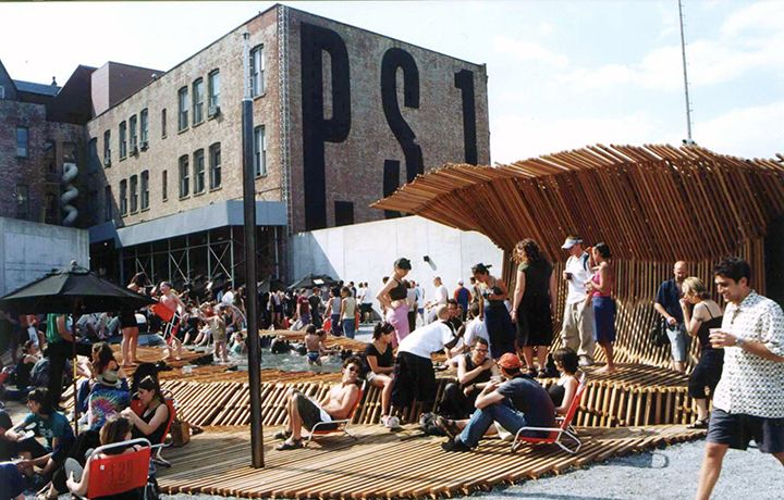 Dunescape at MoMA PS1 | SHoP