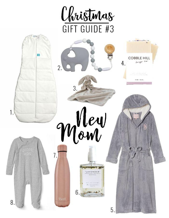 CHRISTMAS GIFT GUIDE #3- NEW MOM BLOG Pinterest New moms, Mom