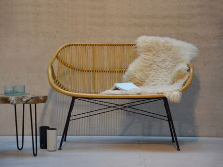 Jan Kurtz 499999 Rattan 2 Sitzer Bank Yara Photo Gallery