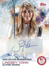 2014 olympics traing cards | ... surface of Topps 2014 Sochi Olympics trading cards | OlympicTalk