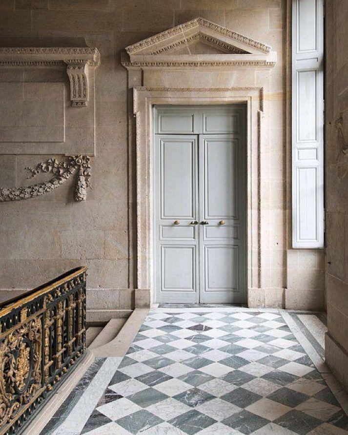 Paris Apartments Versailles: From // @belles_decos