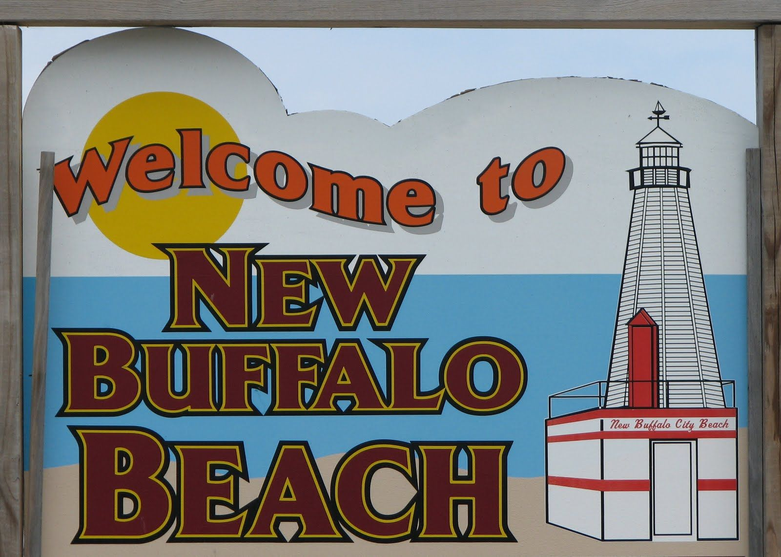 my favorite beach in the midwest new buffalo mi places to go rh pinterest com