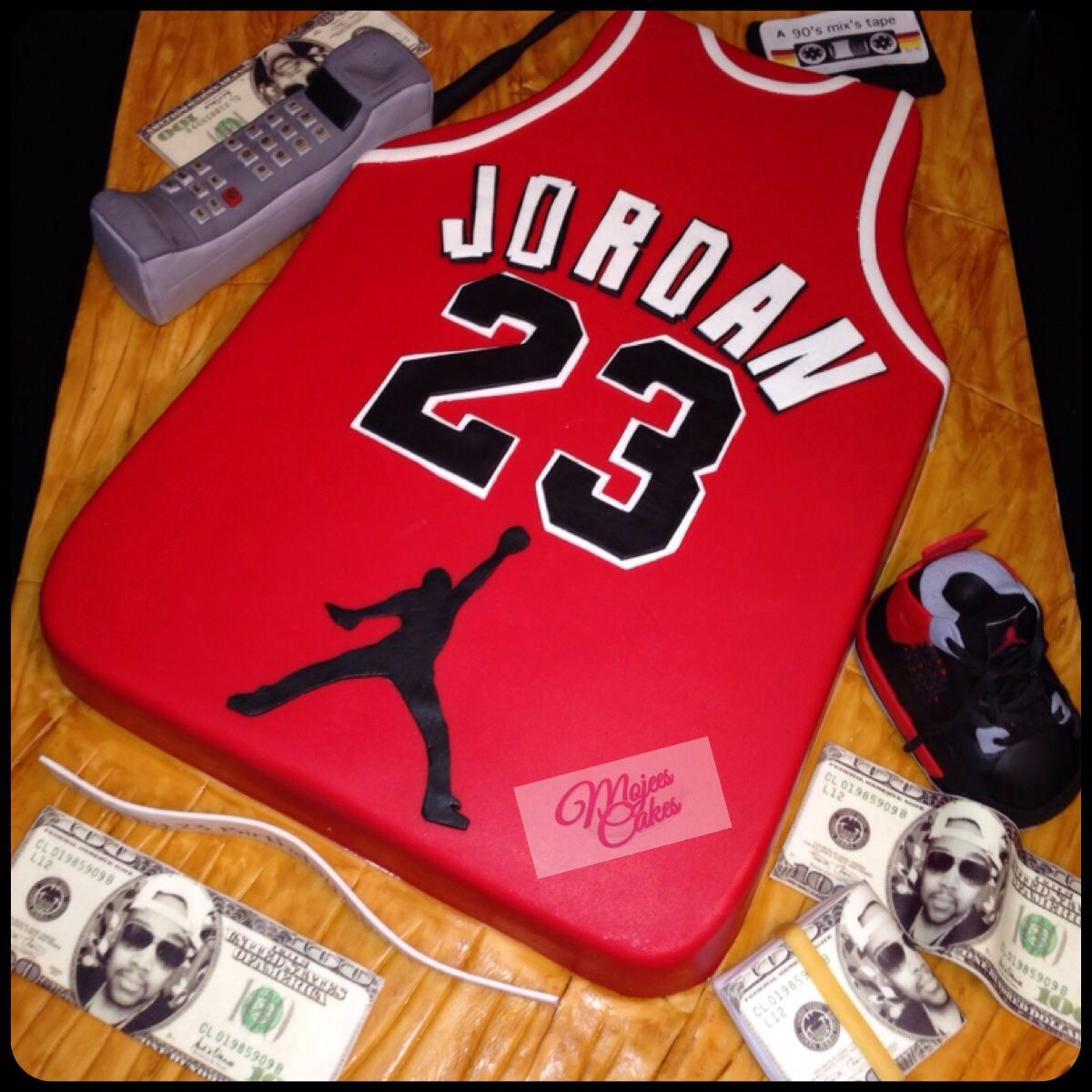 Michael Jordan party decorations party ideas – Michael Jordan Birthday Card