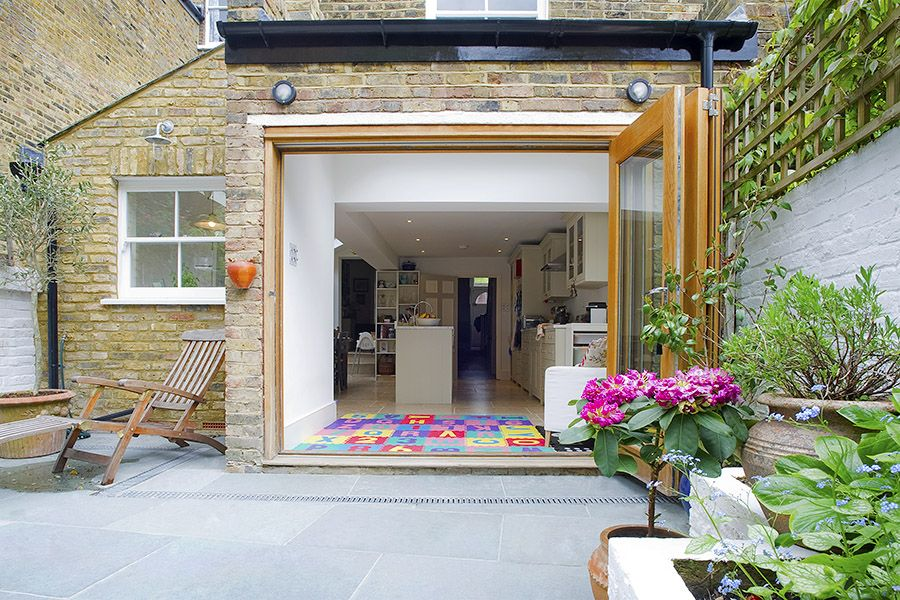 Stockwell Stockwell Greater London House Extension Design House Extensions Kitchen Extension