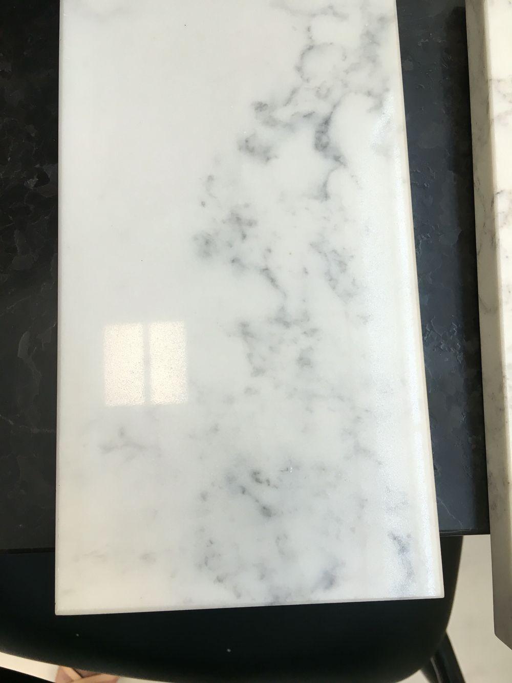 Quartz Master Calcutta Grey Countertops