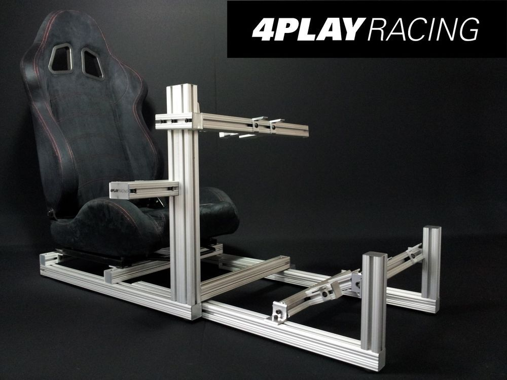 Details About 4 Play Racing Competition Lite Platform No