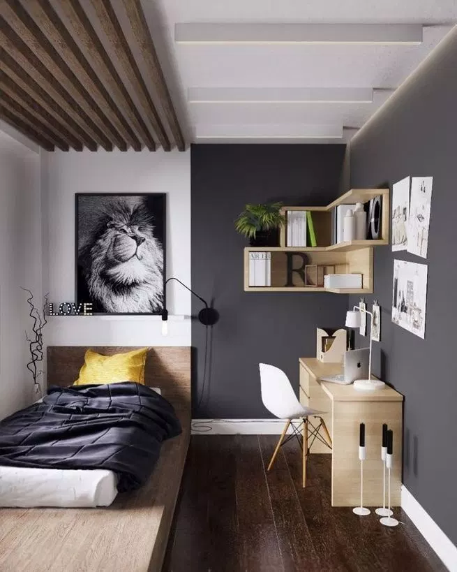 16+ Modern And Minimalist Bedroom Design Ideas - lmolnar