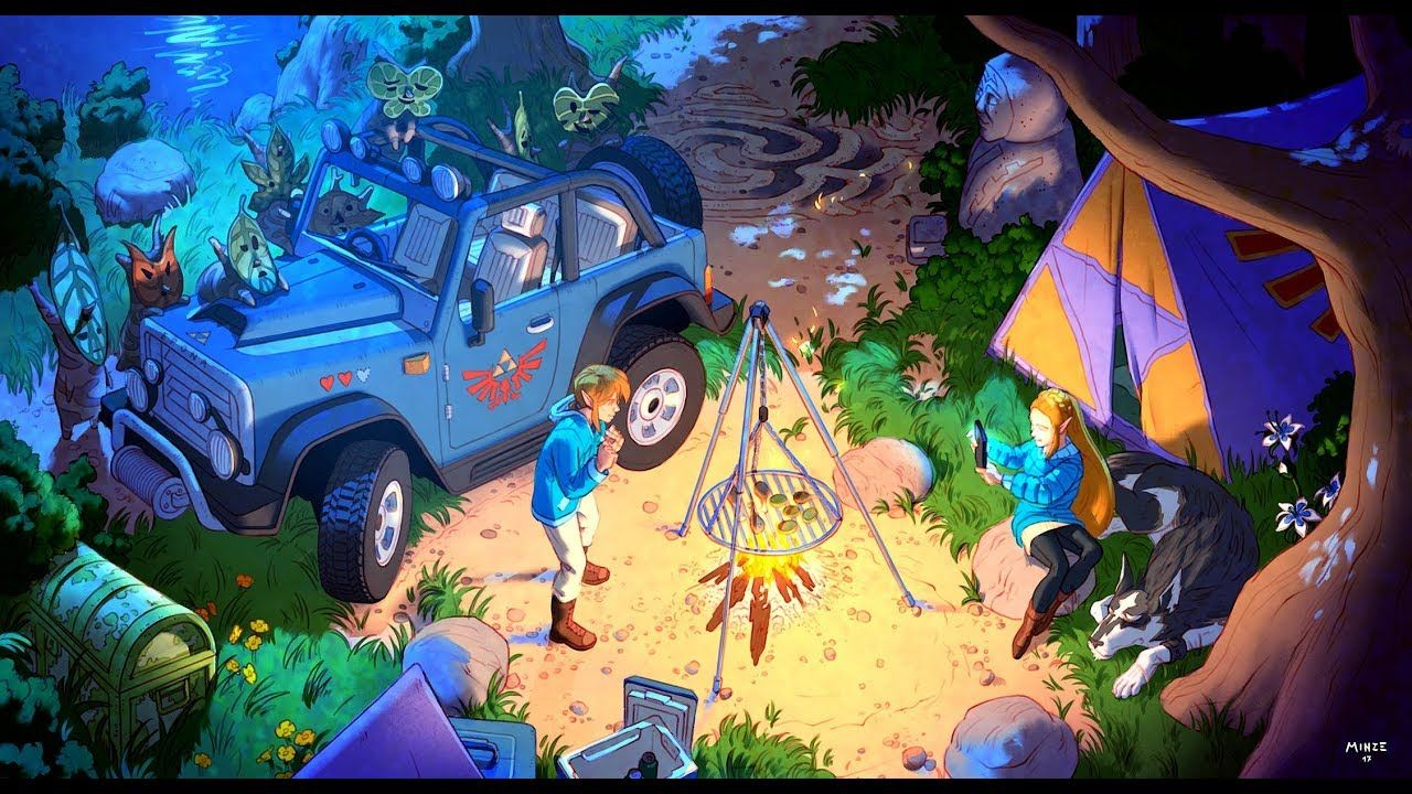 Legend Of Zelda Breath Of The Wild Part 28 Dako Tah Shrine Electric Path The Dako Tah Shrine Electric Path Is Is Accessed By Zelda Wallpaper Legenden Столпы чести (pillar of honor). dako tah shrine electric path