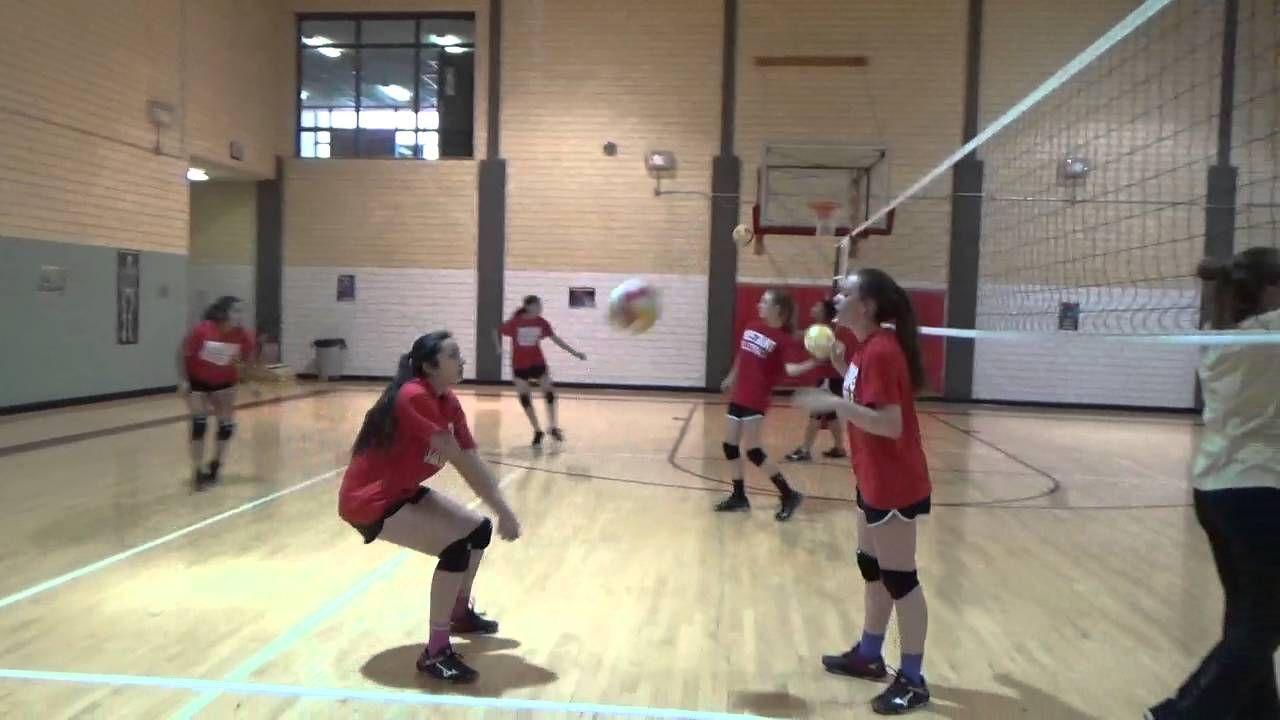 Coronado Volleyball Drills Fundamental Passing Minute Drills Youtube In 2020 Volleyball Drills Volleyball Drills For Beginners Coaching Volleyball
