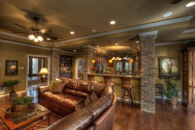 Charmant Interior+bricked+columns | Interior Brick Columns
